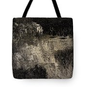 Darkness Happens Tote Bag