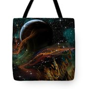 Darkseid Tote Bag