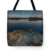 Darky Lake Tote Bag