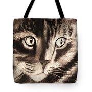 Darling Cat Tote Bag