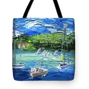 Darling Harbor II Tote Bag