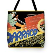 Darracq Suresnes France Tote Bag