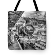 Dart Valley Railway Tote Bag
