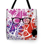Darth Vader Corrective Lenses Tote Bag