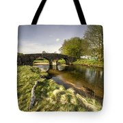Dartmoor Bridge  Tote Bag