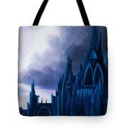 Dartonian Castle Tote Bag