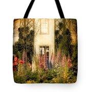 Darwin's Garden Tote Bag by Jessica Jenney