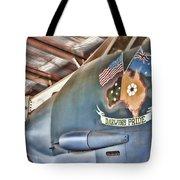 Darwin's Pride-b52 Bomber Tote Bag