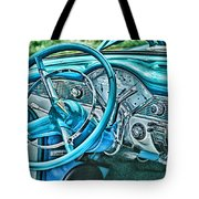 Dashboard-hdr Tote Bag