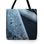 Dashing Through The Frost Tote Bag