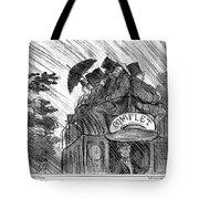 Bus, 1856 Tote Bag