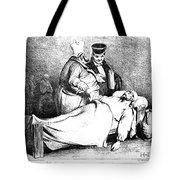 Daumier: Republican, 1834 Tote Bag