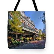 Dauphin Street Mobile Tote Bag