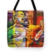 Dave Matthews-bartender Tote Bag
