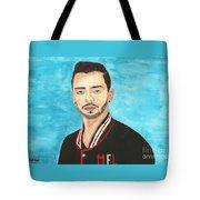 Tom Sismey Tote Bag