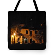 Davenport At Night Tote Bag
