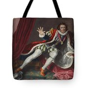 David As Richard IIi, Illustration Tote Bag