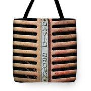 David Brown Tote Bag