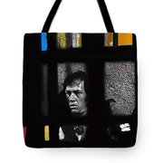 David Carradine Jail Young Billy Young Old Tucson Sound Stage Tucson Arizona 1968 Tote Bag