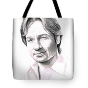 David Duchnovey Tote Bag