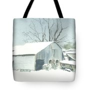 David Hoyles Shed Tote Bag