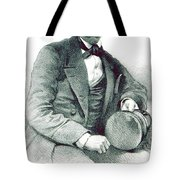 David Livingstone, Scottish Explorer Tote Bag