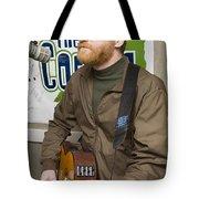 David Lowery Of Cracker Tote Bag