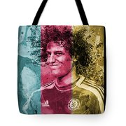 David Luiz - C Tote Bag