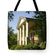 Davidson College Eumenean Hall Tote Bag