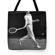 Davis Cup Play Tote Bag