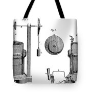Davy: Gas Machine, 1800 Tote Bag