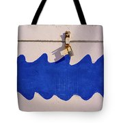Davy Jones Locker Tote Bag