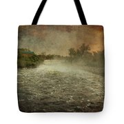 Dawn 4 Tote Bag