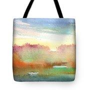 Dawn 43 Tote Bag
