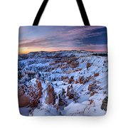 Dawn At Bryce Tote Bag