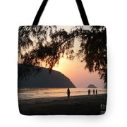 Dawn By The Sea 06 Tote Bag