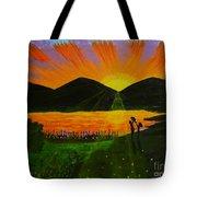Dawn Dream Tote Bag
