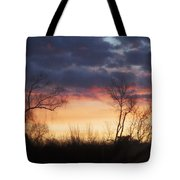 Dawn In The Catskills Tote Bag