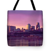Dawn Kansas City Mo Tote Bag
