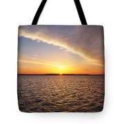Dawn On The Chesapeak - St Michael's Maryland Tote Bag