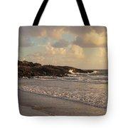 Dawn On The Coral Sea Tote Bag