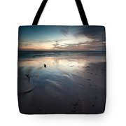Dawn Over Barbados Beach On The East Coast Tote Bag