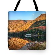 Dawn Over Kinsman Notch Tote Bag