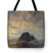 Dawn Over The Lemaire Tote Bag