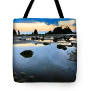 Dawn Seascape Tote Bag
