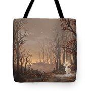 Dawn Spirit Tote Bag