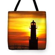 Dawn's Brighter Light Tote Bag