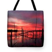 Dawns Preview Tote Bag