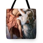 Day And The Dawnstar Tote Bag