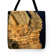 Day Break At Mather Point Tote Bag